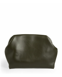 Leather BV Clasp Document Case