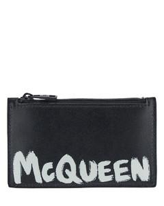 LoubiLab leather & rubber cross-body bag