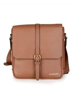 'Bryett' Cross Body Bag Tan