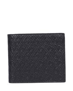 Leather Icon Stripe Belt Bag
