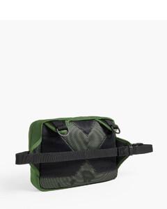 Zero Impact Leather Travel Wallet in Black
