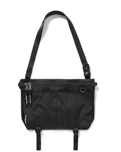 nylon backpack with FF details