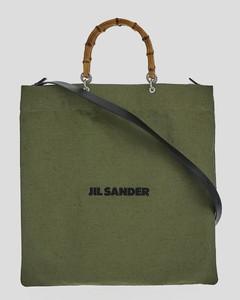 Leather Intrecciato Pouch
