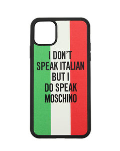 Two-tone canvas wallet