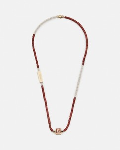 Fake/Not' print medium suitcase