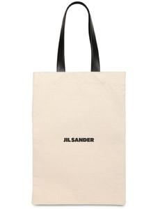 Printed Cotton Canvas Tote Bag