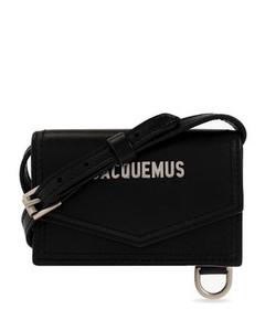 黑色零钱卡包