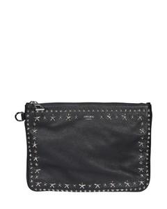 黑色Linen卡包