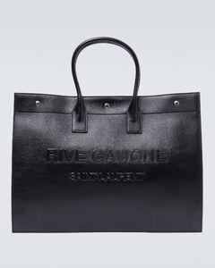 Rive Gauche皮革托特包