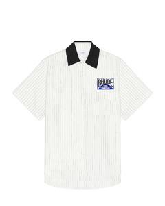 'Fake' print backpack