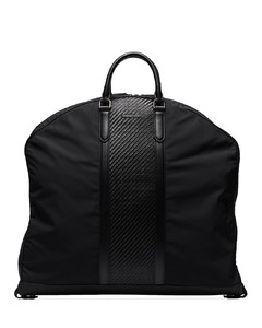 Black technical belt bag