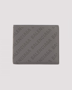 Logo Perforated Wallet