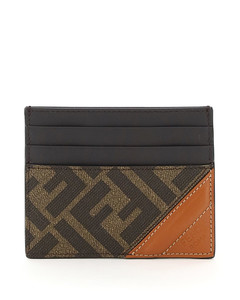 Small Leather Goods Fendi for Men Tab Mr Cuoio Pall