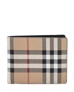 Caramel leather large Puzzle handbag