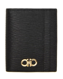 Fluffy Hourglass Black Handbag
