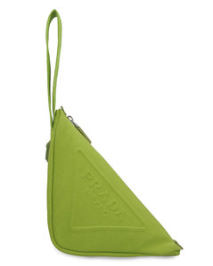 Antigona U 4G-embossed leather pouch bag