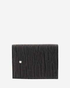 Logo crossbody bag in black