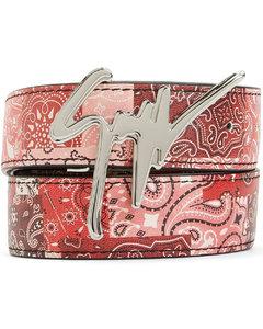 Zen tie clip in gunmetal plating