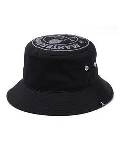 bucket hat in waxed cotton