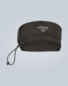Technical fabric hat
