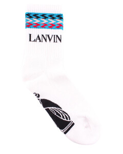 """白色""""Solar Youth""""印花暖手筒"""
