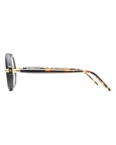 Bookish Baseball Cap in Black