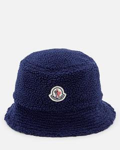 TEDDY NYLON BLEND BUCKET HAT