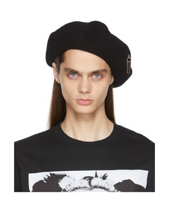 蓝色提花条纹真丝领带