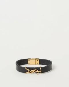 黑色Len Lye联名图案真丝领带