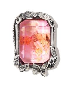 logo提花套头帽与围巾套装