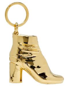 SSENSE发售金色分趾靴钥匙扣