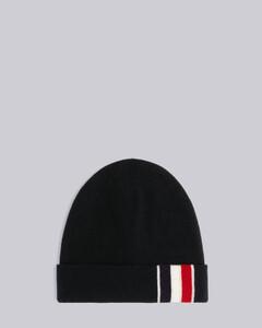 红白蓝三色短领带夹