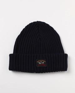 polka-dot rainbow-trimmed pocket square