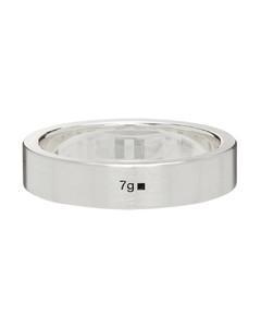 Striped Wool Knit Gloves