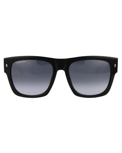 checked silk scarf