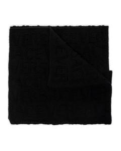 徽章印花口袋方巾
