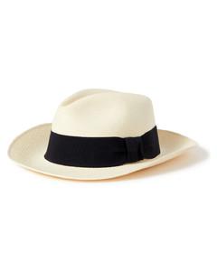 tie in micro patterned silk