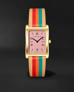 Logo printed baseball cap