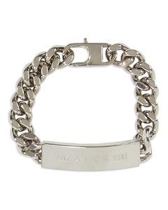 ID Bracelet - Silver