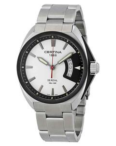 红色Navel Gancini领带