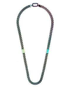 金色Knot钥匙扣