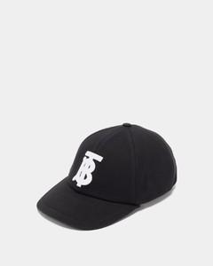 Logo-embroidered cotton-canvas baseball cap