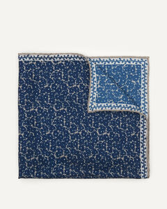 fisherman hat with vintage check pattern