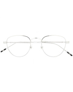 Sunglasses Aviator SCHC28 301Z Acetate black