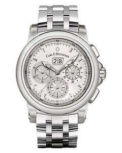 Silk B-Logo Tie