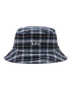 Alex plaid bucket hat