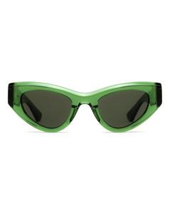银色Triple Wrap珍珠手链