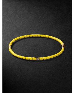 灰色Rhino皮革钥匙扣