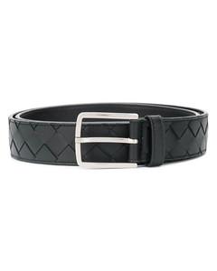 intrecciato weave belt