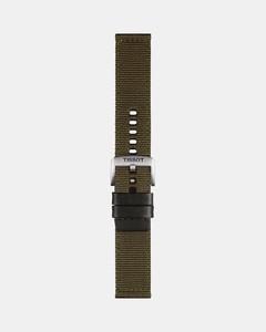 绿色豹纹真丝领带